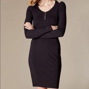 Karen Millen Sassy Hook & Eye Dress